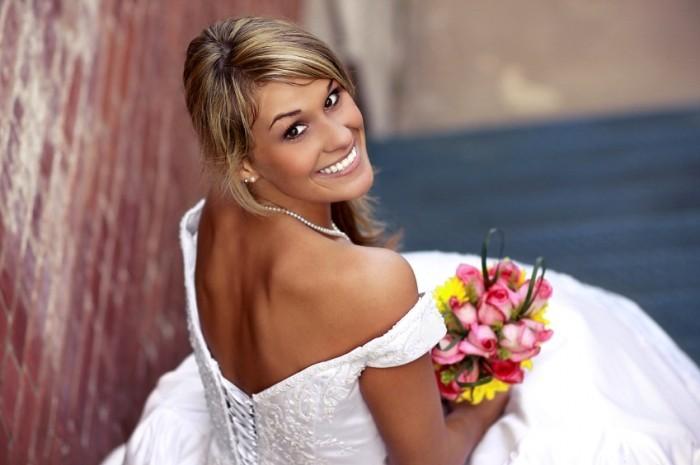 Bronceado ideal para novias