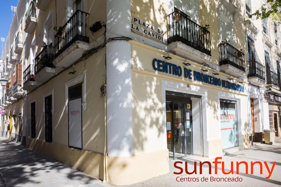 Sesiones de bronceado en Sevilla